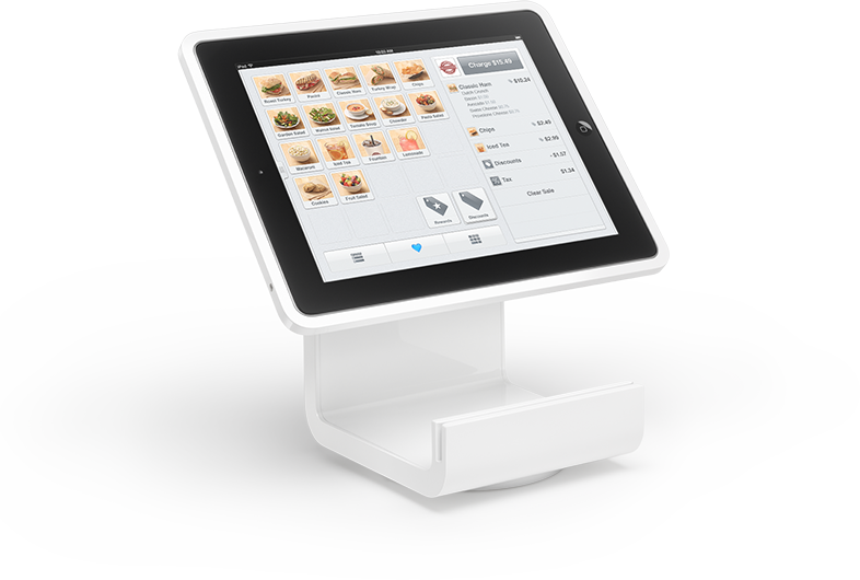 Apple Stores To Sell Square Stand Point Of Sale System