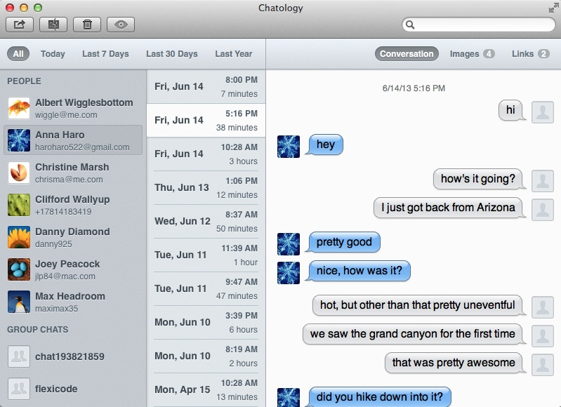 Chatology' Addresses Glaring Search Issues in Apple's