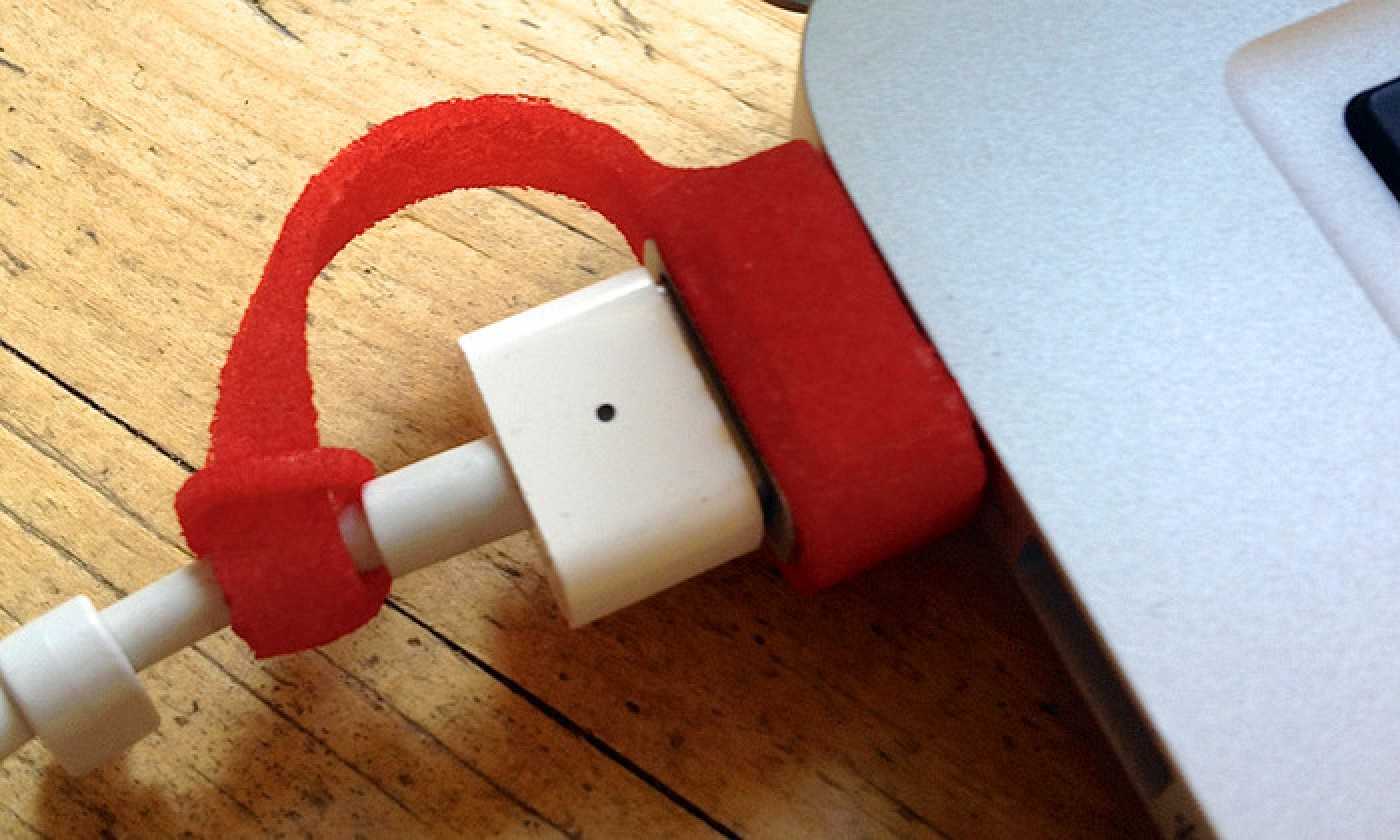 Magcozy Leashes Magsafe 2 Converter To Power Adapter Cord
