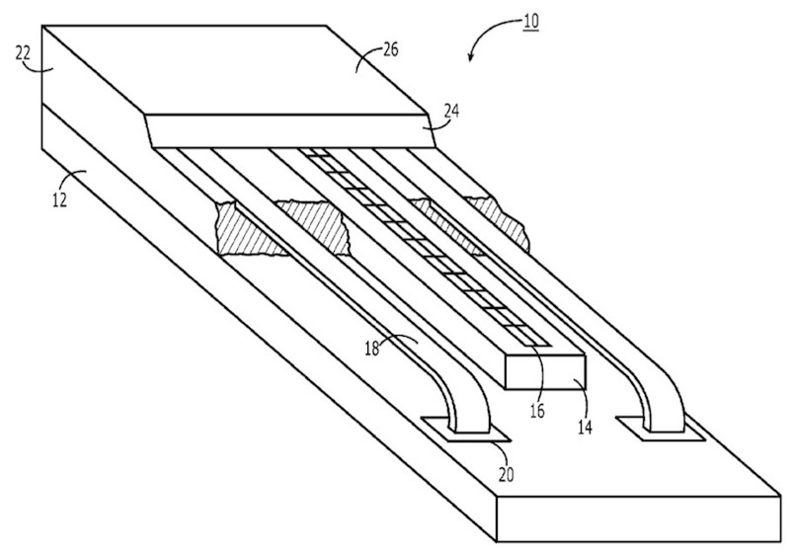 Apple Applies for Patent on Fingerprint Sensor Packaging