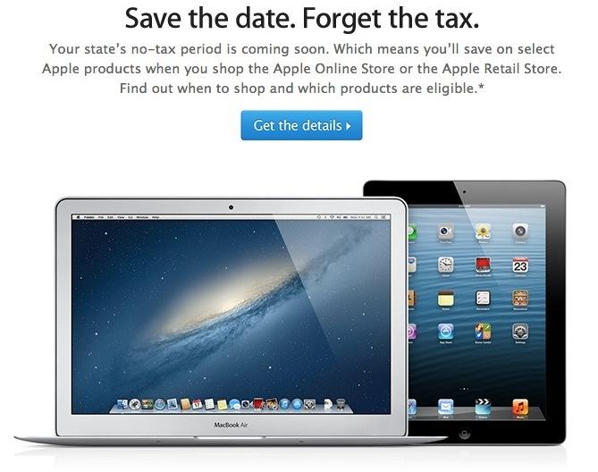 apple_sales_tax_holidays_2013