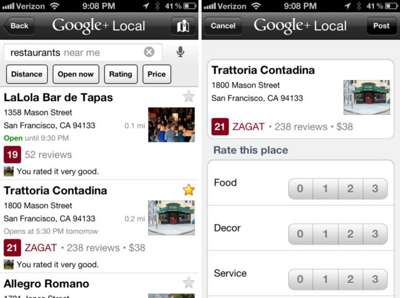 Google Removes Google+ Local App From the App Store