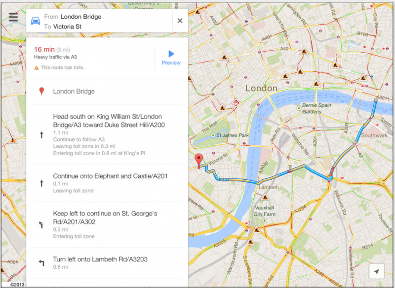 Redesigned Google Maps App with iPad Support and Explore ... on google maps update, google maps screenshot, google maps path,