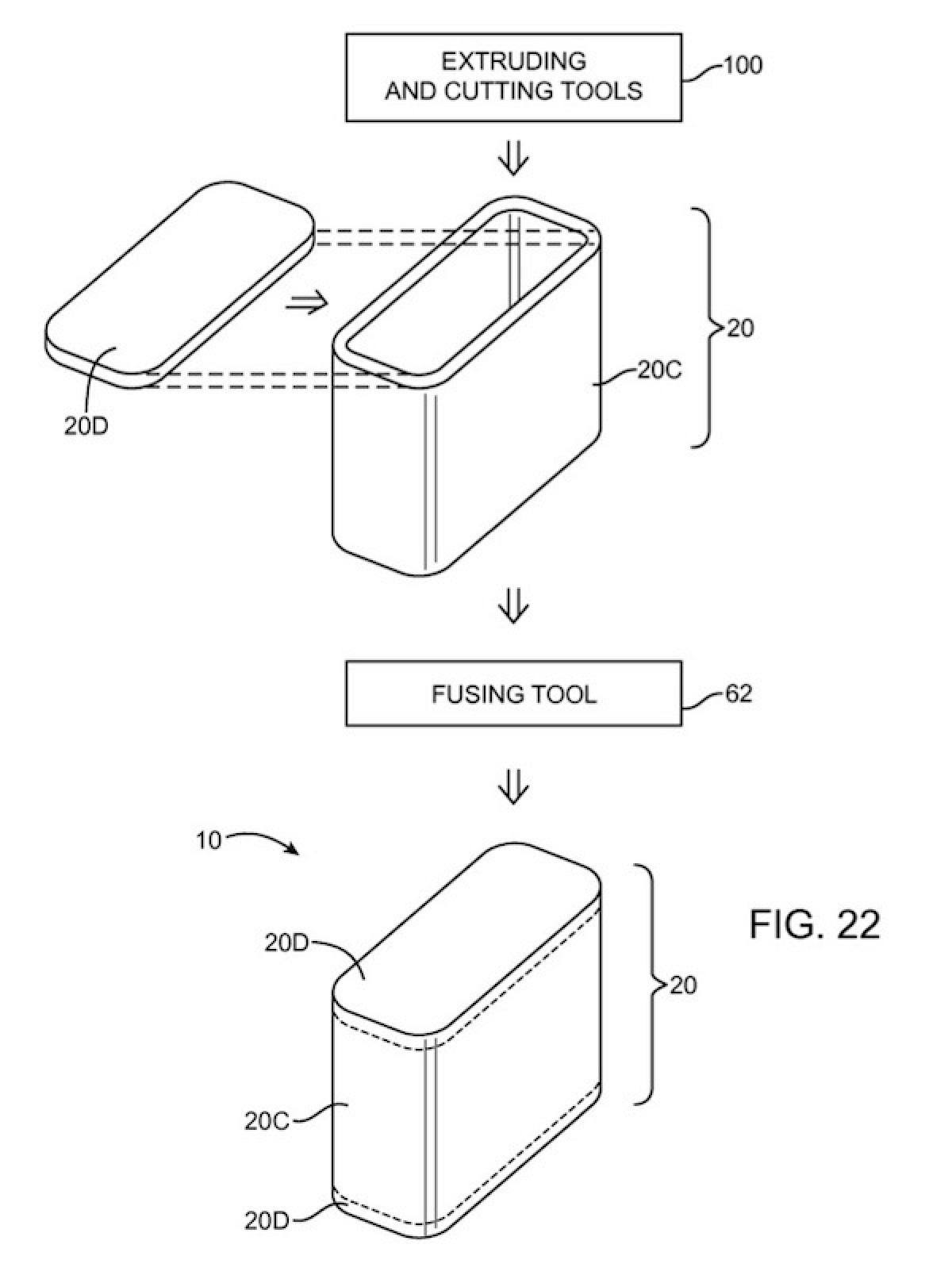 Apple Seeks Patent on Fused Glass Enclosures for Use on