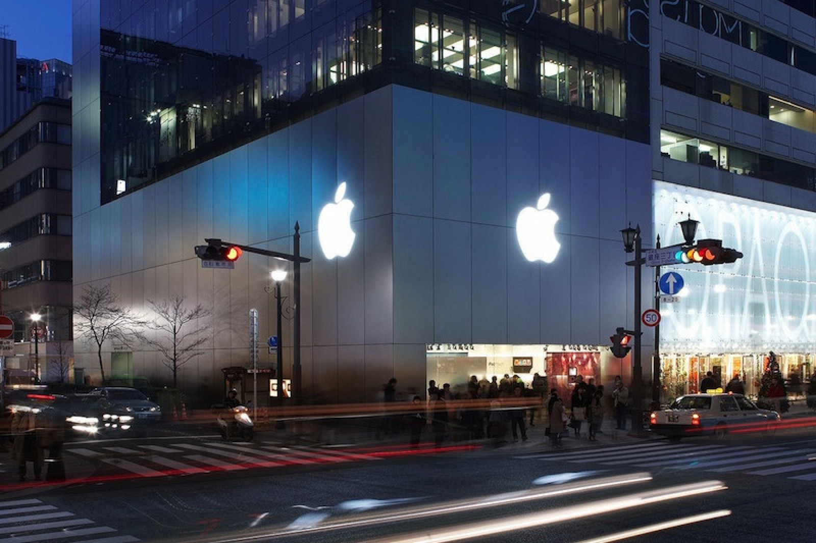 Apple To Open New Retail Store In Tokyo S Omotesando