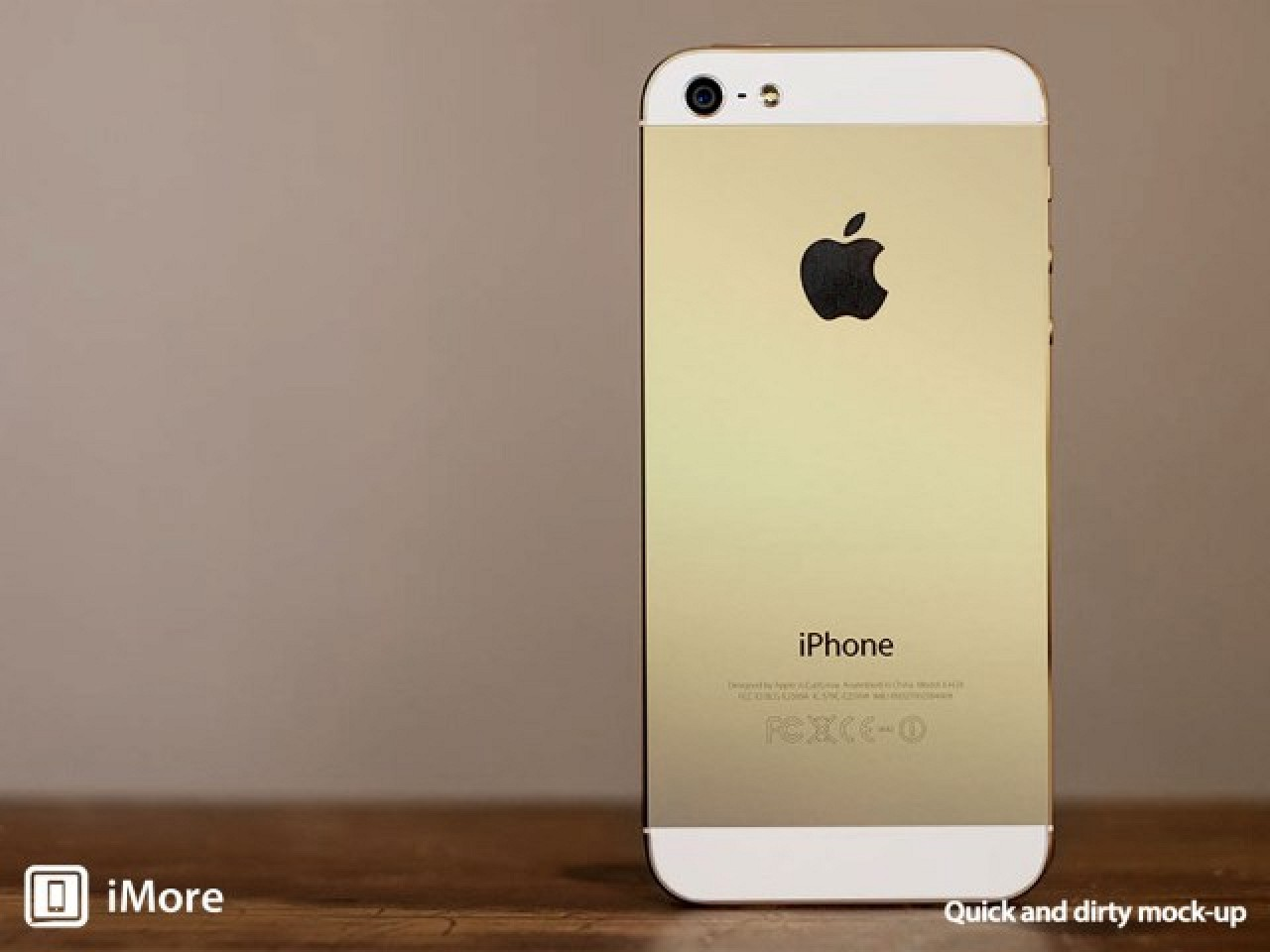 iphone 5s back allthingsd confirms apple will release a gold iphone mac 1398