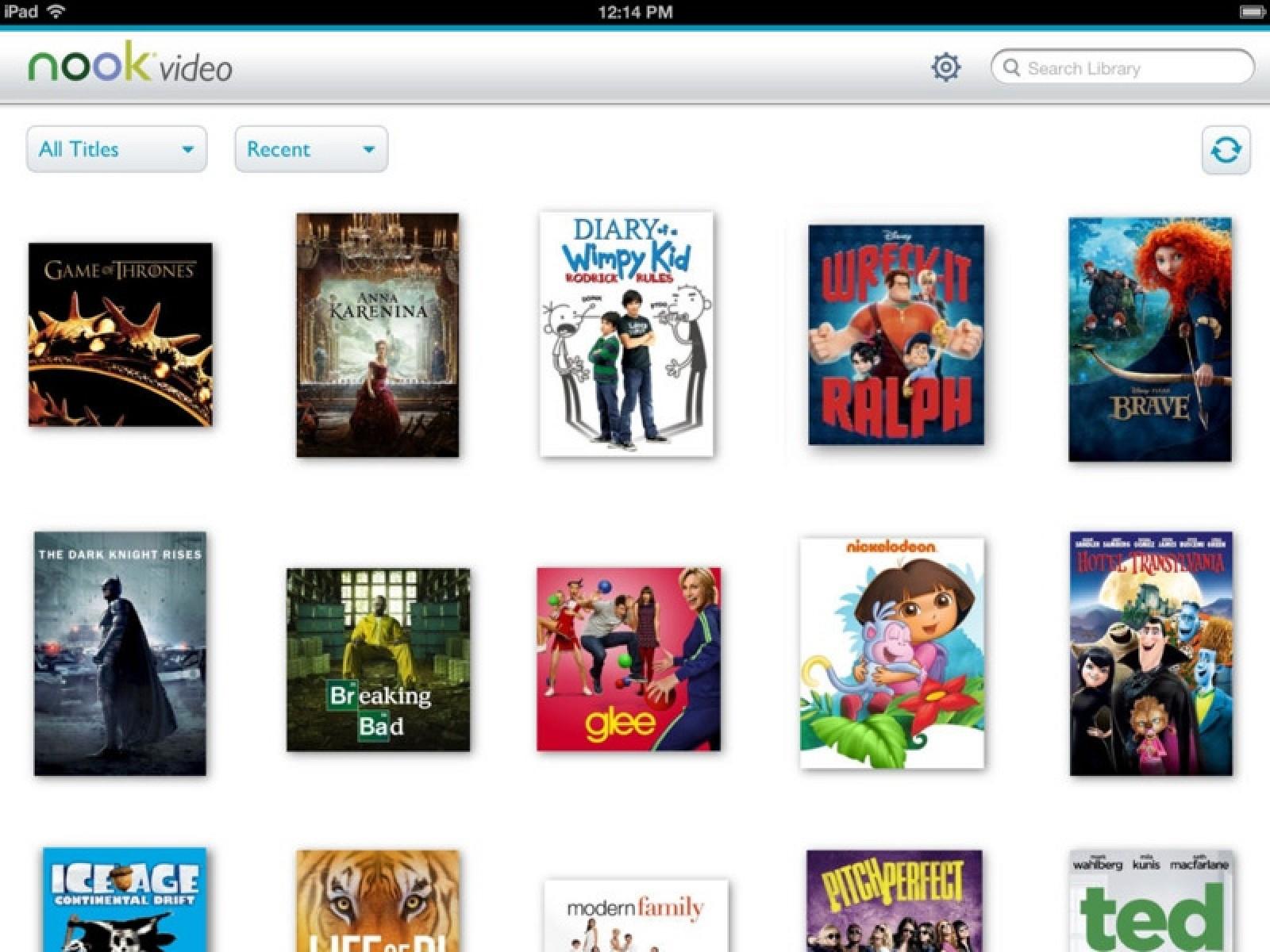 Barnes Noble Releases New Nook Video App for iOS Mac Rumors