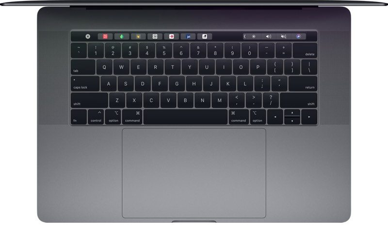 2018 Macbook Pros Quieter Keyboard Compared To Previous Macbook
