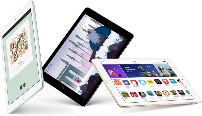 iPad 2017 Apples LowCost Tablet Starting at 329