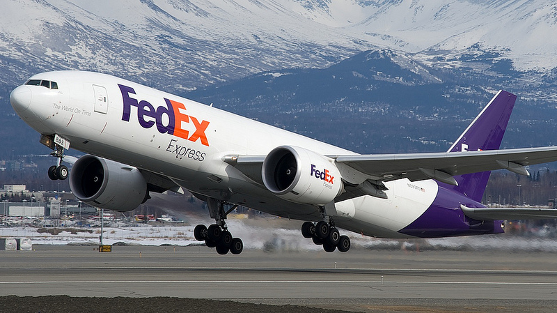FedEx 777