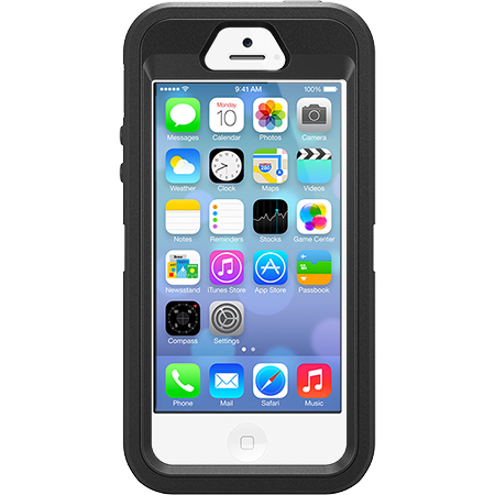 otter box iphone 5s otterbox defender iphone 5s fingerprint 1455