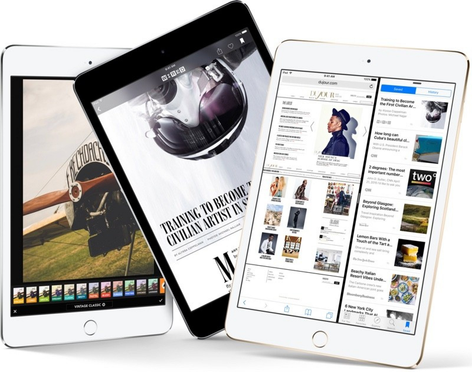 Apple Rumored to Discontinue iPad Mini