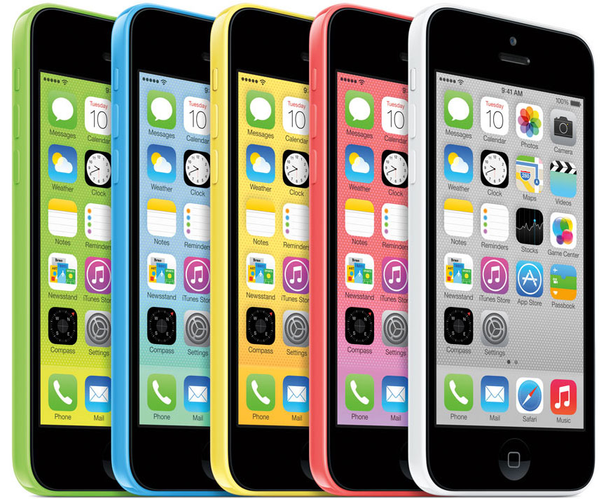 Iphone 5c Price At Launch
