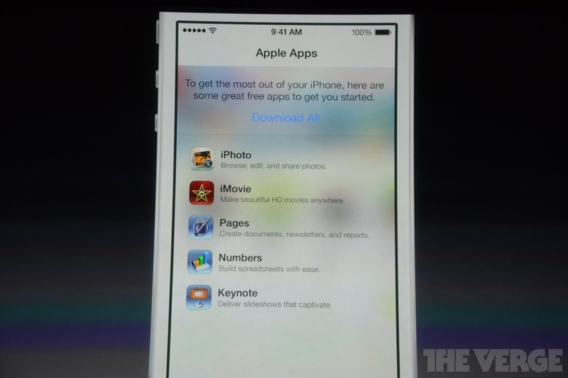 iWork, iPhoto, and iMovie for iOS Go Free with Purchase of a