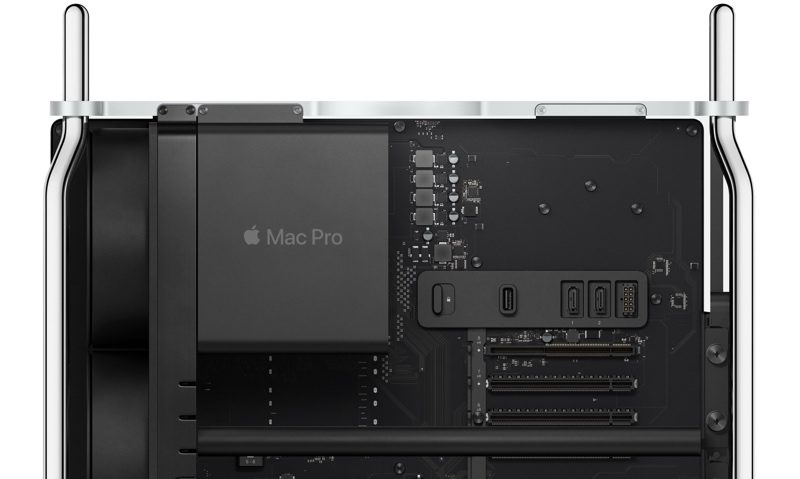 Mac Pro: All-New Design in Fall 2019