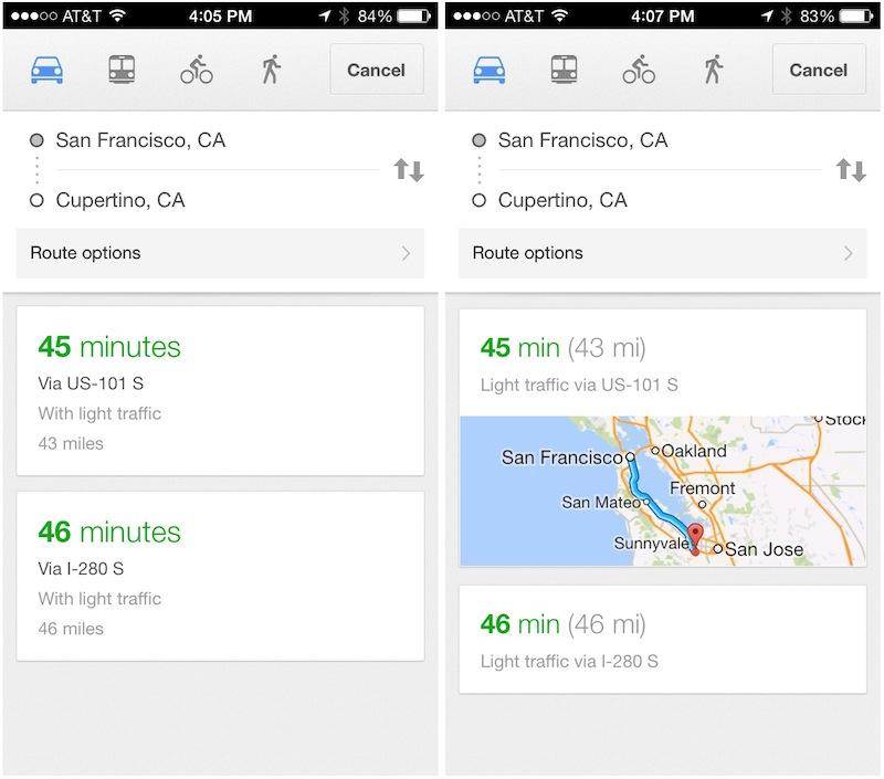 Google Maps Update Improves Navigation, Adds Arabic and Hebrew ...