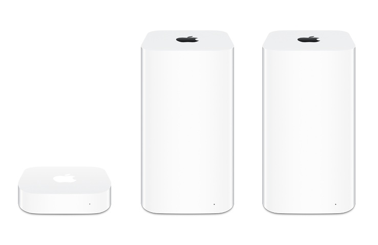 Discontinued AirPort Extreme and 2TB Time Capsule Finally