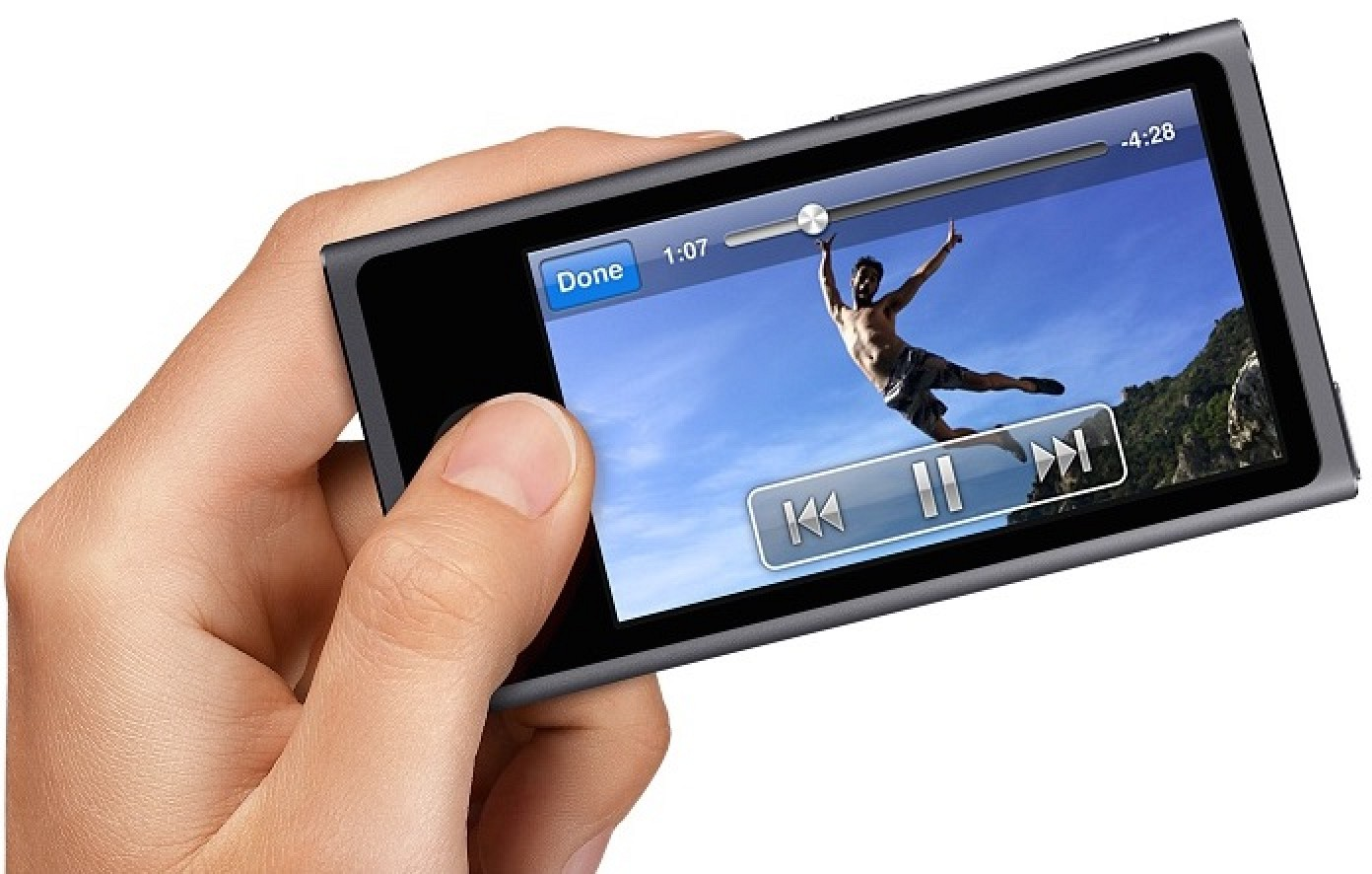 Apple Release New iPod Touch, Nano and Shuffle