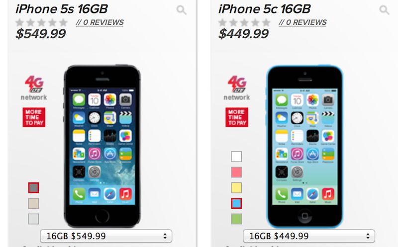 Virgin Mobile Iphone Prices