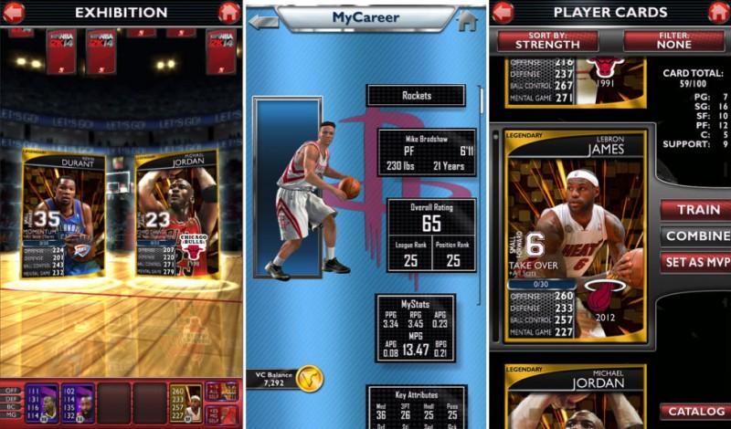 2K Sports Releases 'MyNBA2K14' Companion App for 'NBA 2K14