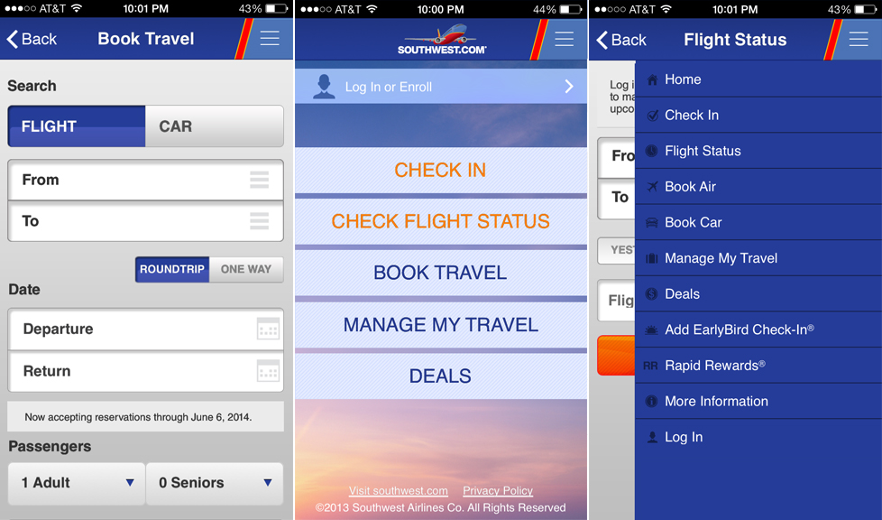 how to use wallet arline boarding pass at airport