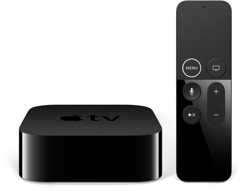 Apple Releases tvOS 12 4 for Fourth and Fifth-Generation