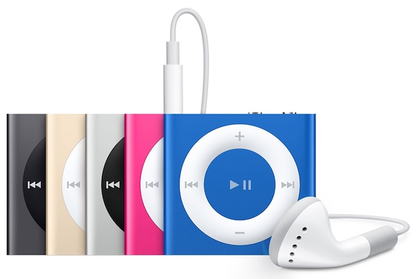 iPod shuffle: Apple's Cheapest iPod, Now Discontinued