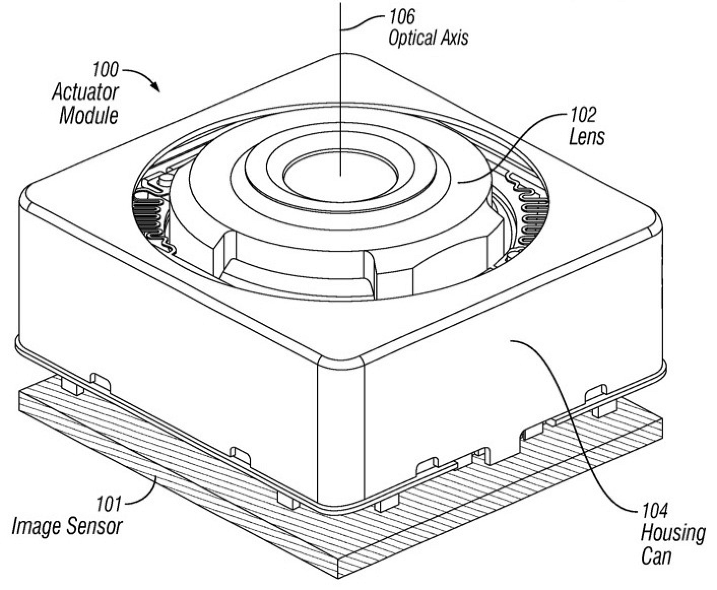 Apple Taps UK Engineer for New Optical Image Stabilization