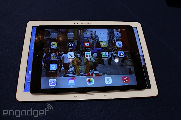 iPad vs. Samsung 12