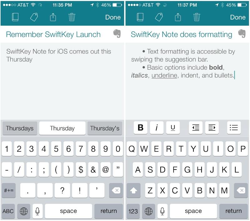 swiftkey_note_screenshots