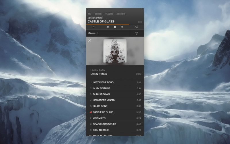 Vox Music Player Updated with Redesigned Interface, Gapless