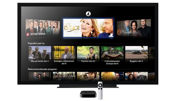 dplay apple tv
