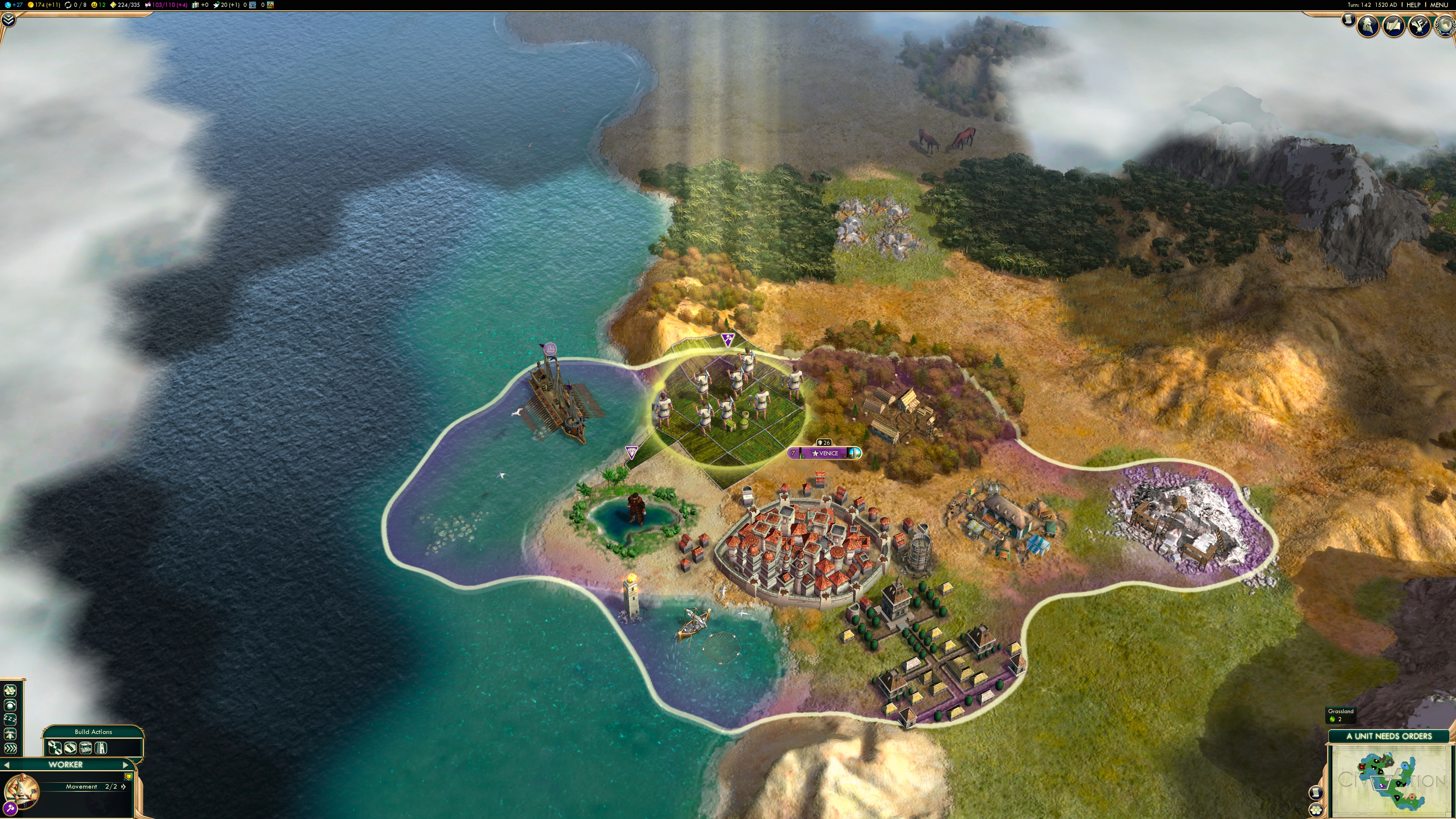 Civilization V Updated for Mac Pro, Includes 4K and OpenCL