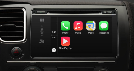 apple announces 39 carplay 39 ios vehicle integration feature. Black Bedroom Furniture Sets. Home Design Ideas