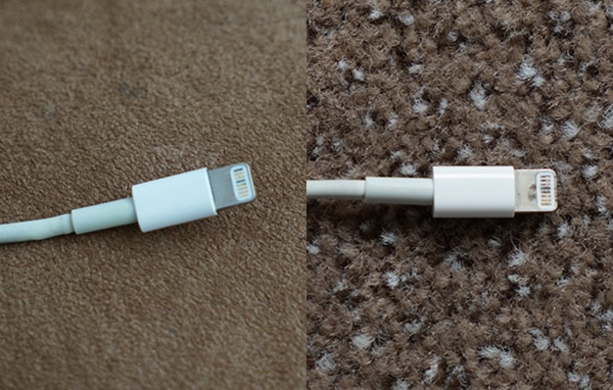 lightning cables failing due to corrosion cause unclear. Black Bedroom Furniture Sets. Home Design Ideas