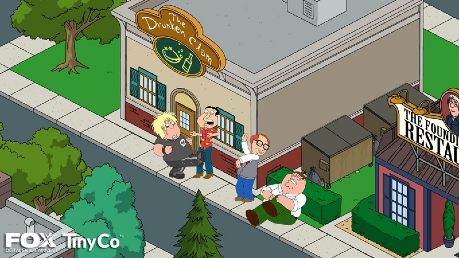 39 Family Guy The Quest For Stuff 39 Coming To Iphone And