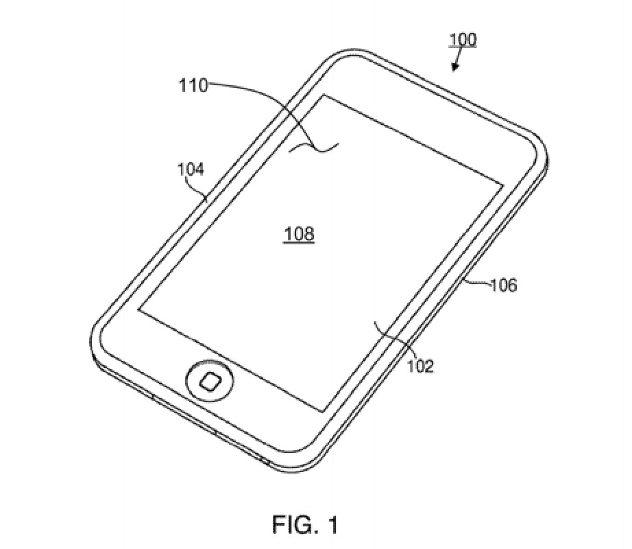 Apple Patent Application Describes Use of Oleophobic