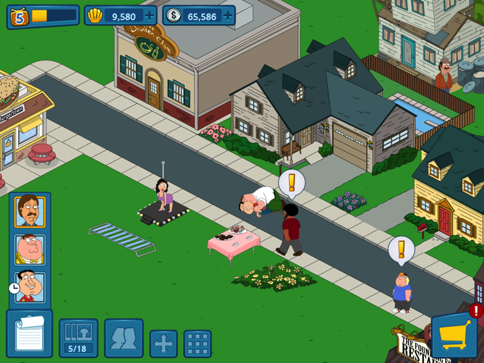Family Guy The Quest For Stuff Launches For Iphone And -3150