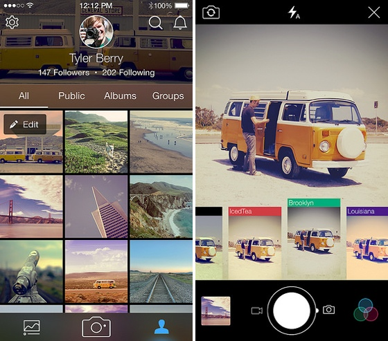 Flickr Debuts Redesigned iOS App With Live Filters, HD Video ...