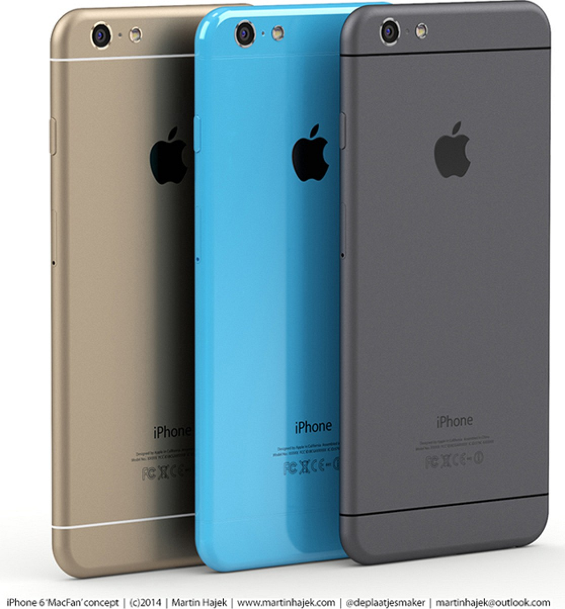show me iphone 6 new renders show iphone 6s and iphone 6c concepts 1298