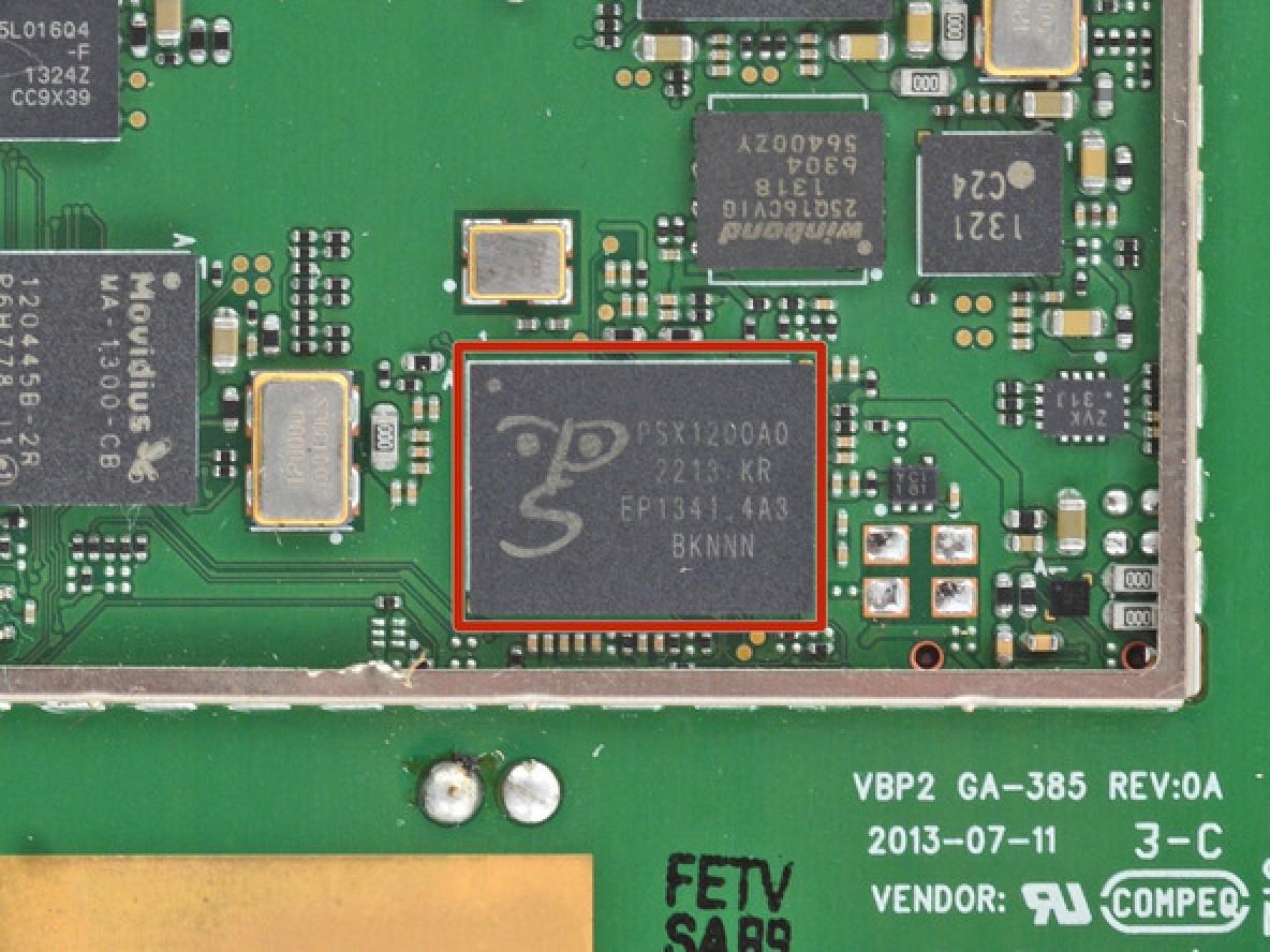 Googleu0027s u0027Project Tangou0027 Smartphone Uses Appleu0027s PrimeSense