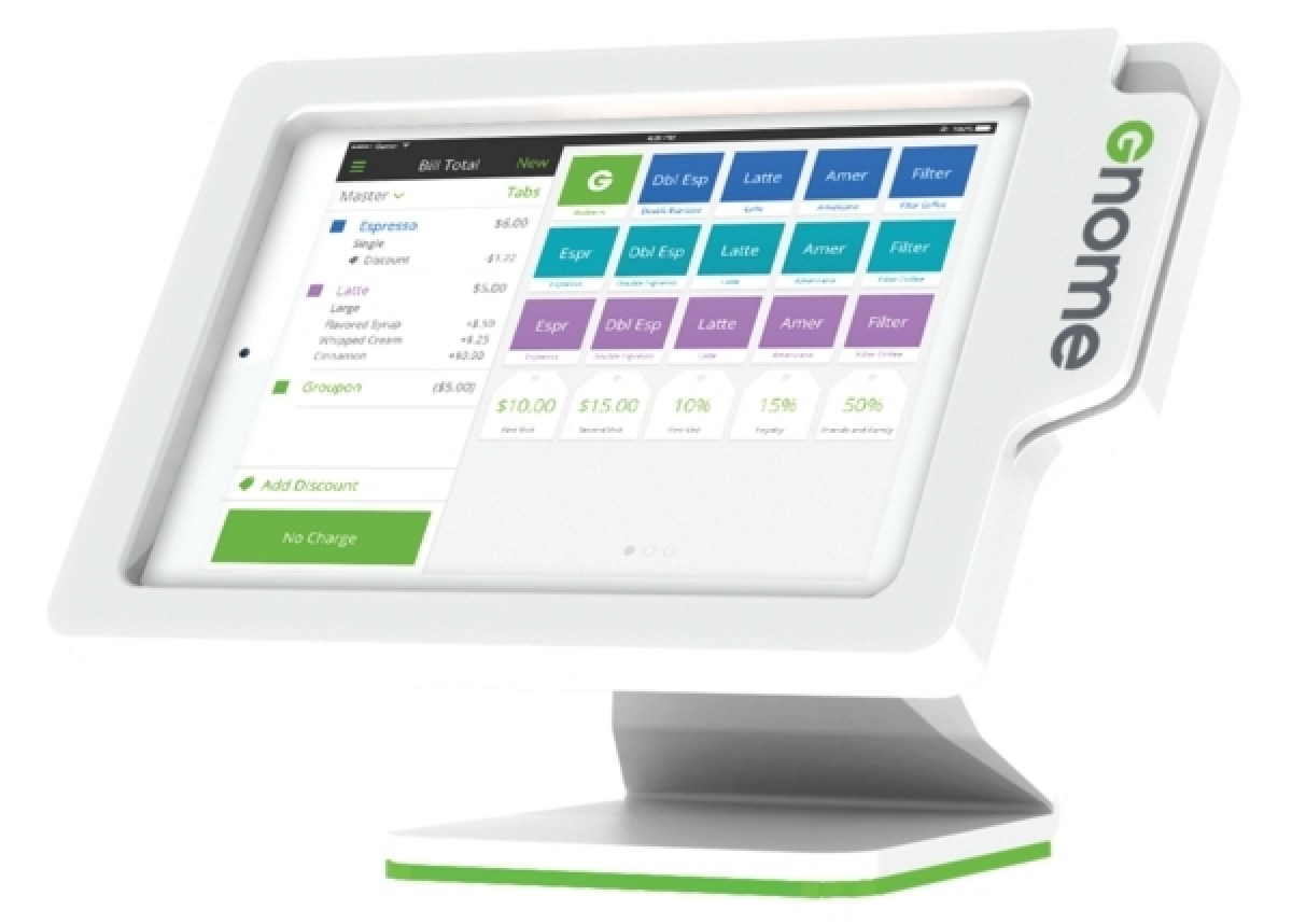 Groupon Introduces Gnome An Ipad Powered Point Of Sale