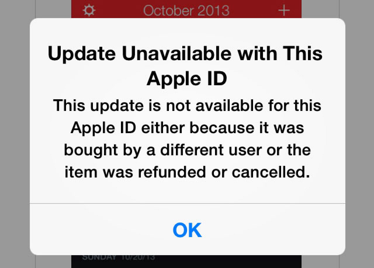 Apple Now Preventing Updates and Reinstallation of Refunded