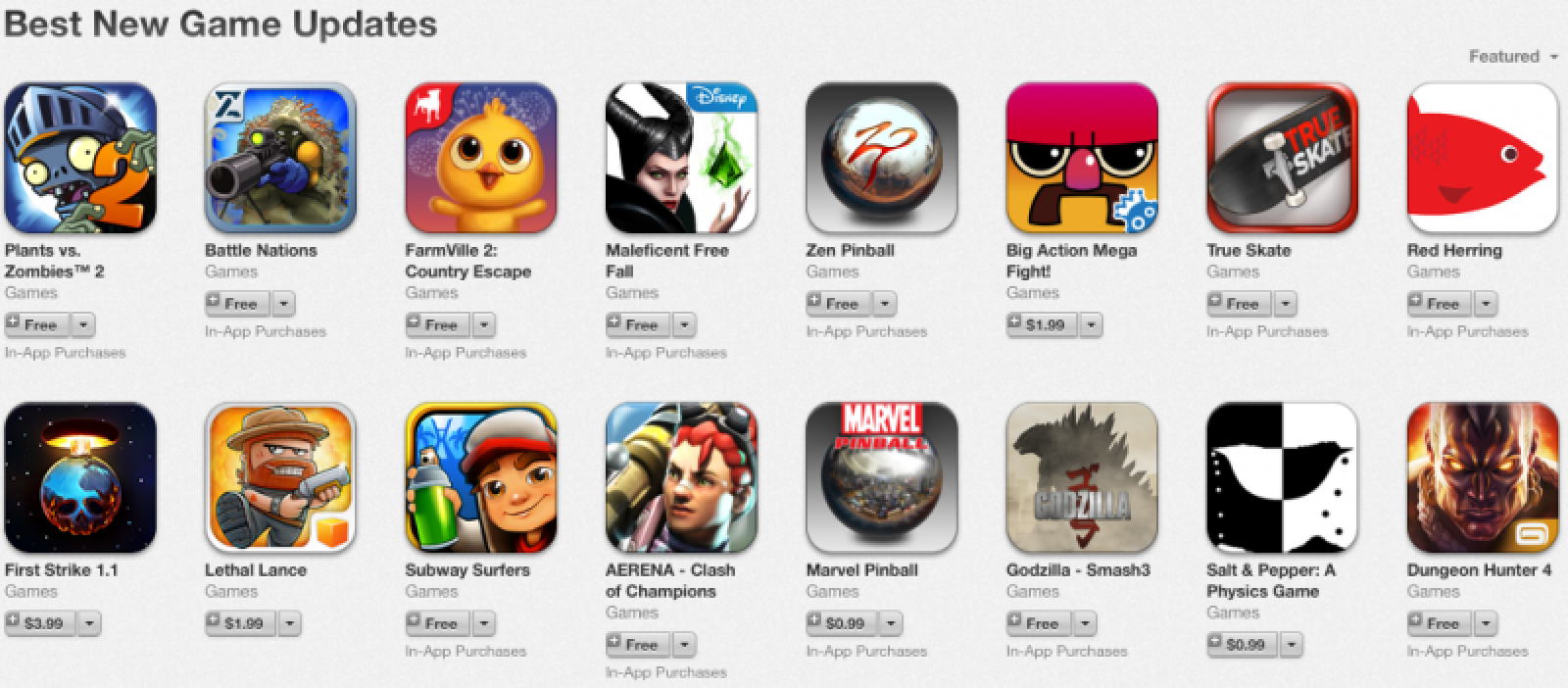 The Best Games Apps: Top Games and Mini-Games for the iPhone