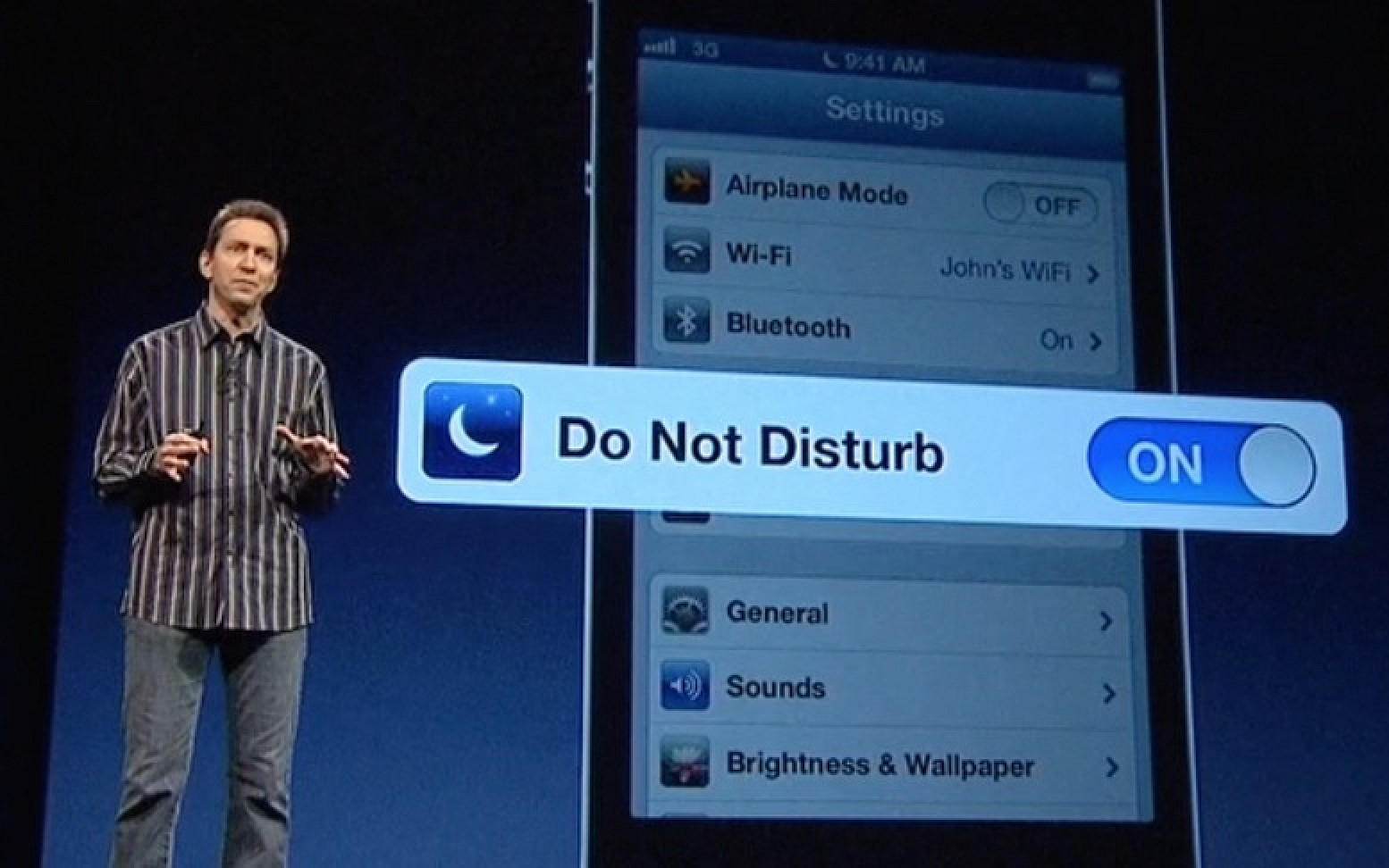 do not disturb iphone alarm apple looks at using wearable sensors to auto adjust 16864