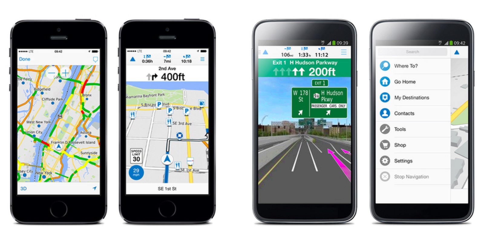 garmin launches 39 viago 39 navigation app for ios with speed