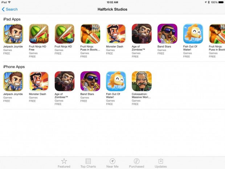 Fruit ninja free game - Halfbrick S Entire Library Of Games Is Now Free Including Fruit Ninja Monster Dash Mac Rumors