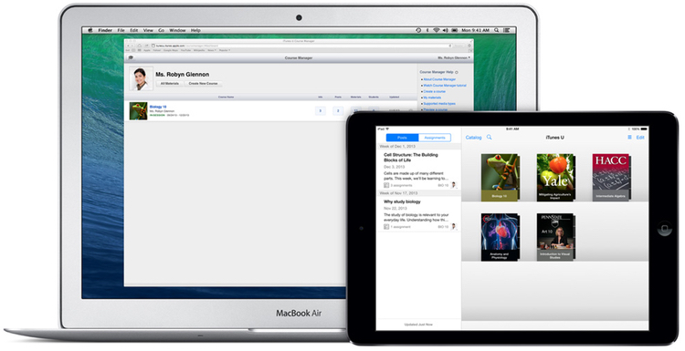 Apple Updating iTunes U With New Course Creation and