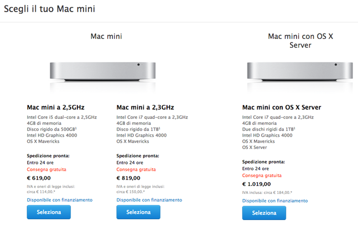 Apple Cuts Prices On Mac Mini And Apple Tv In Europe Imac In Uk