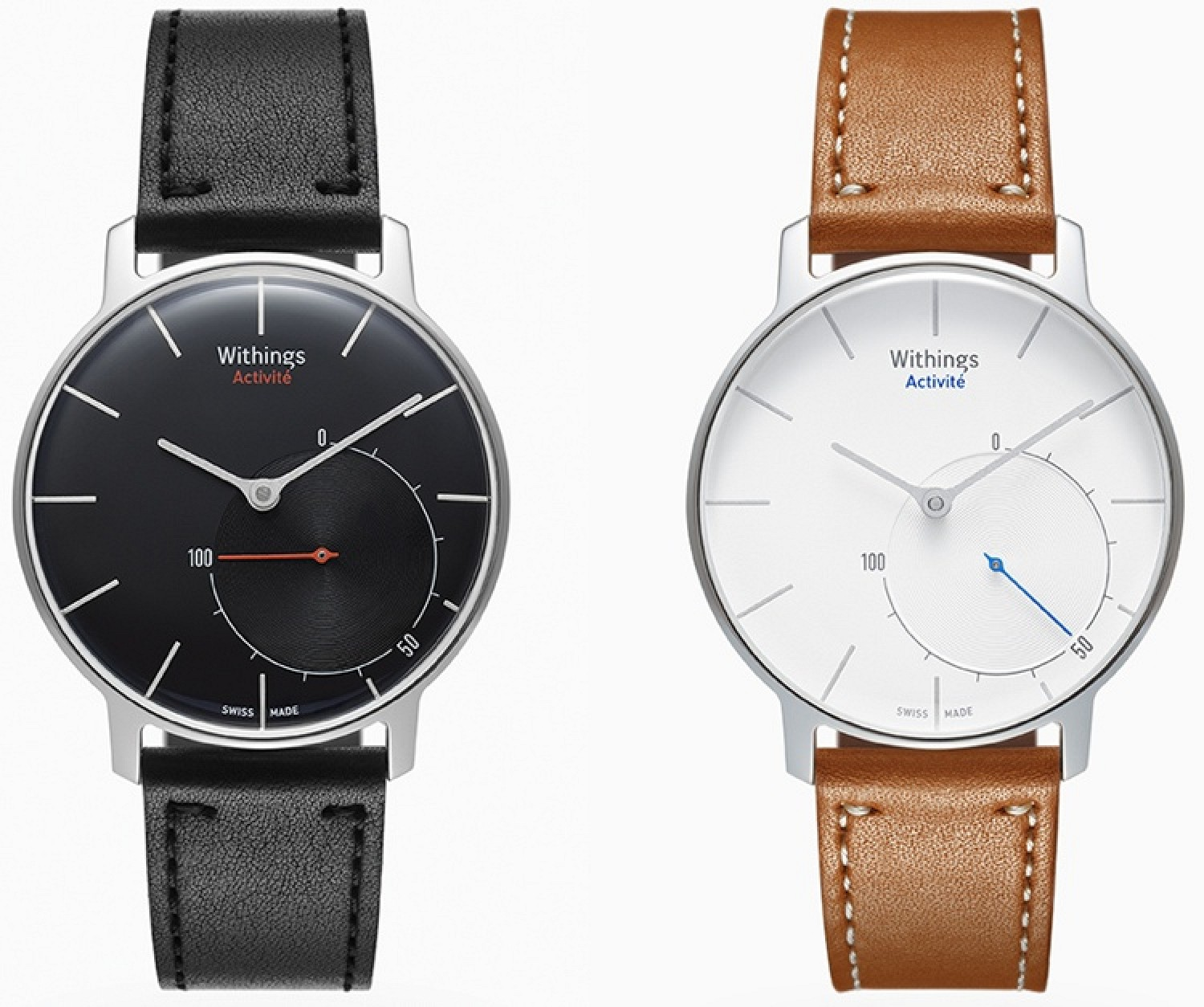 Withings Debuts 'Activité' Fitness Tracker With